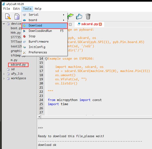UPyCraft IDE - Microduino Wikipedia